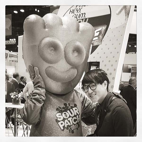 eugene and sour patch kids spokesperson